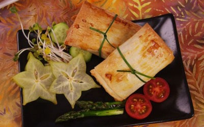 Paquetitos de verduras