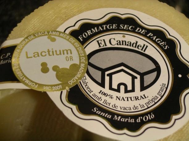 Queso Lactium or
