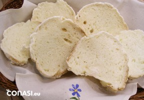 Pan refinado sin gluten