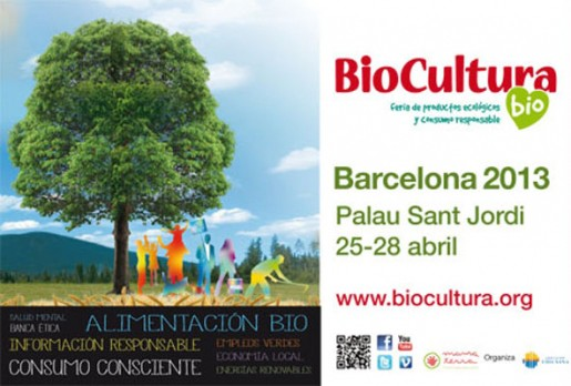 Entrada Biocultura Barcelona 2013