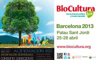 Sorteo de 20 entradas para Biocultura Barcelona 2013