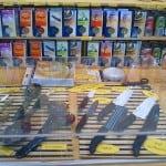 Especias,cuchillos