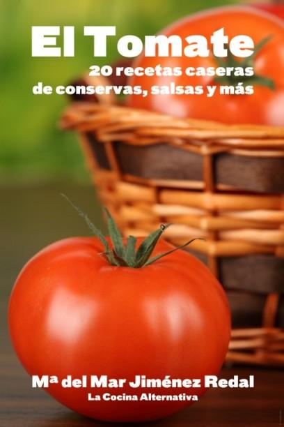 """Portada del ebook """"El tomate"""""""