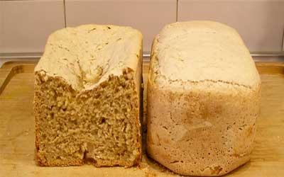 El pan se hunde