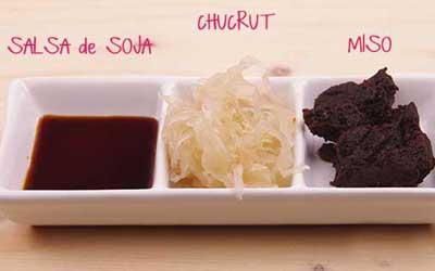 Alimentos fermentados: alimentos vivos