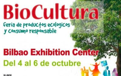 Biocultura Bilbao 2013 - estrenando feria