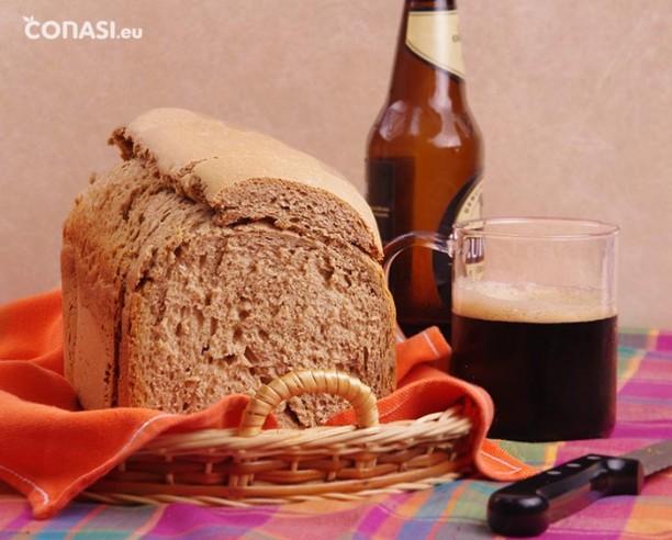 Pan irlandés on cerveza negra de Elena Pita