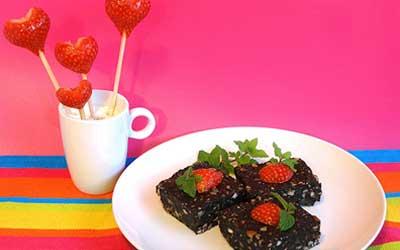 Crunchy-brownies