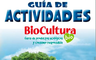 Guía de actividades Biocultura Barcelona 2014