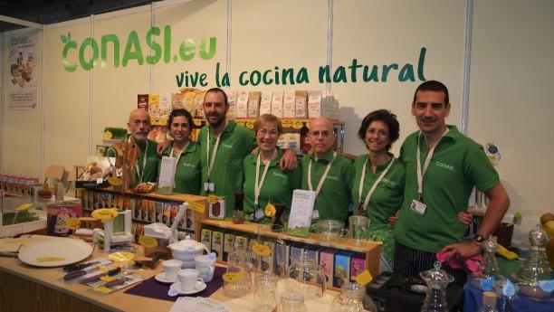 Equipo de Conasi en Biocultura