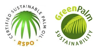 Sellos que garantizan cultivos éticos de la palma de aceite
