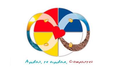 Logo de semillas para el cambio