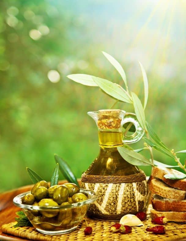 Aceite de oliva virgen extra: AOVE