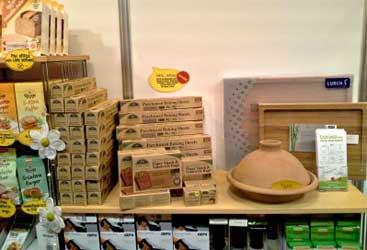 Papel de horno, bolsas para bocadillos y moldes de magdalenas de papel