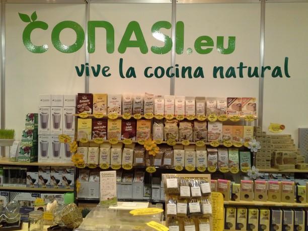 Algunas marcas que tenemos: Bauckhof, Chufamix, semillas Germline, Sonnentor...