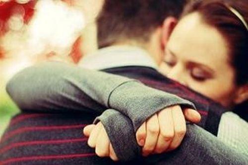 Los abrazos pueden reducir el estrés