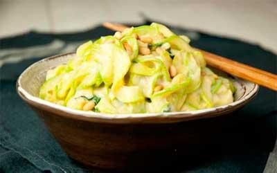 receta-tallarines-de-calabacin