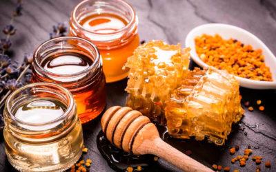 Frutos de la colmena: propóleo, polen y jalea real