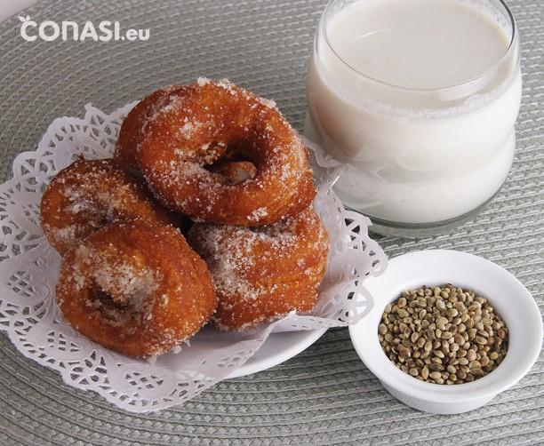 Pecado semanasantero: roscos fritos