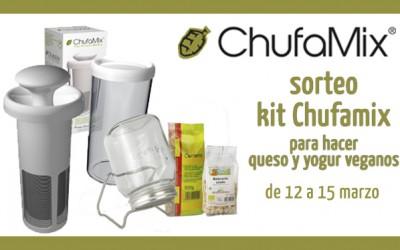 Sorteamos chufamix + tarro de germinar + centeno + anacardos