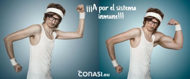 Mejorando el sistema inmune con deporte
