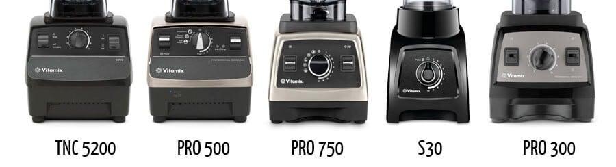 control-mandos-vitamix