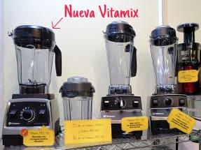 La nueva Vitamix PRO750