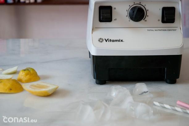 Con la Vitamix, podrás preparar granizados, batidos y cremas en menos de 5 minutos