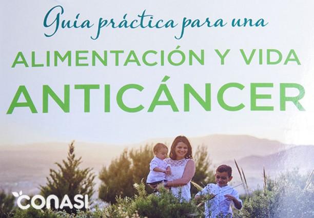 Nuevo libro Odile Fernández: Guía práctica de Alimentación y Vida Anticáncer