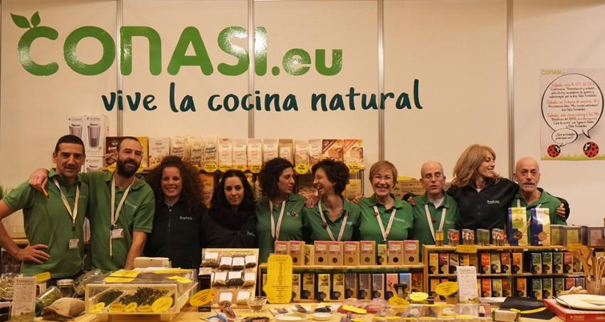 Conasi en Biocultura Madrid