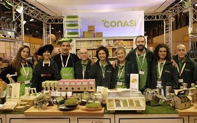 Conasi en Biocultura Madrid 2015