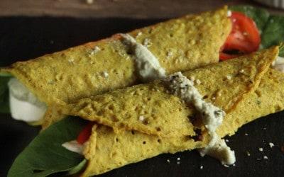 crepes salados sin gluten
