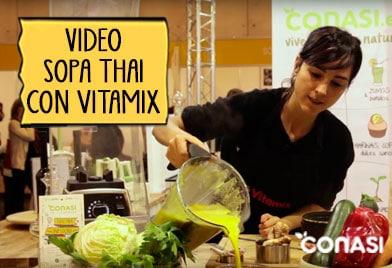 Sopa Thai con Vitamix en 5 minutos – Biocult...