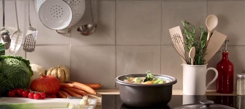 Cocina lenta, cocina saludable