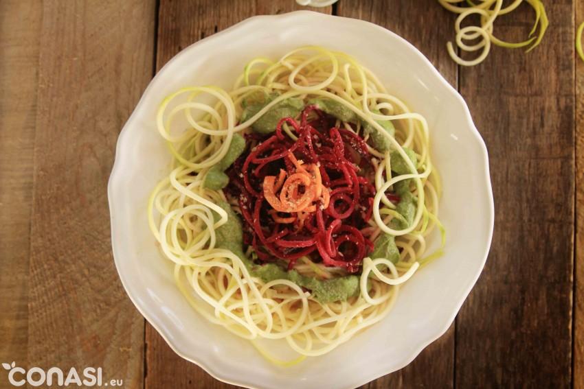 espaguetis-vegetales