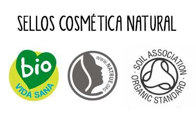 La certificación en cosmética natural II. Los sellos más conocidos