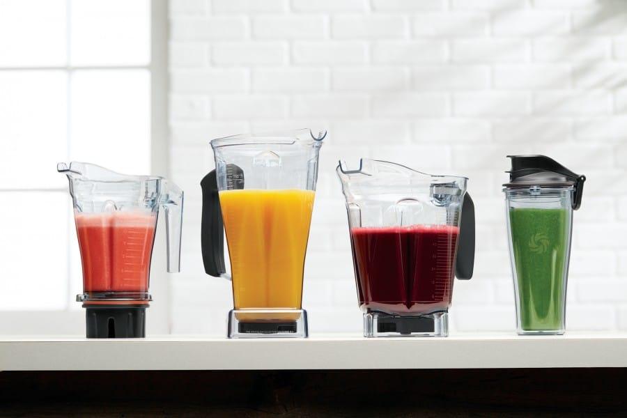 Jarras trituradoras de batidora Vitamix