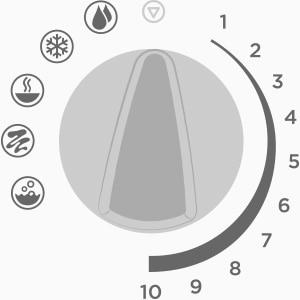 Velocidades y programas de Vitamix PRO750