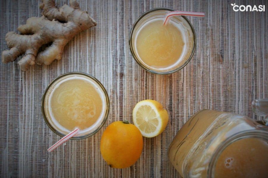Limonada: bebida refrescante y nutritiva