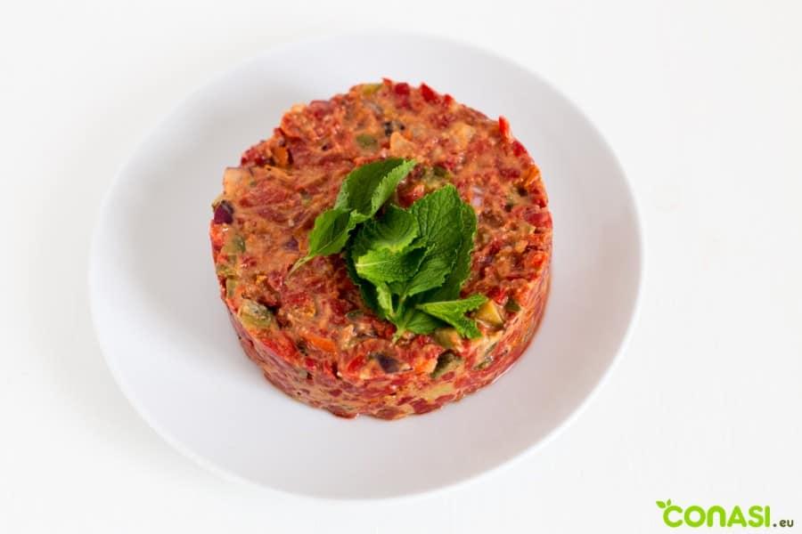 tartar-vegano