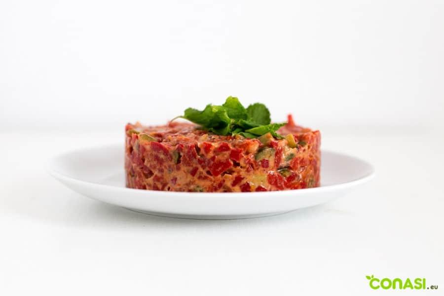 tartar-vegetariano
