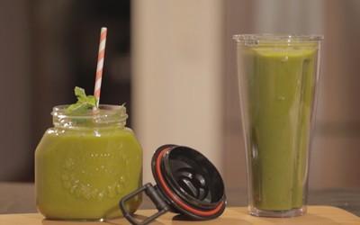 batido verde- vitamix S30