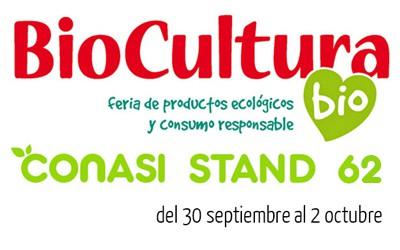 Conasi en Biocultura Bilbao