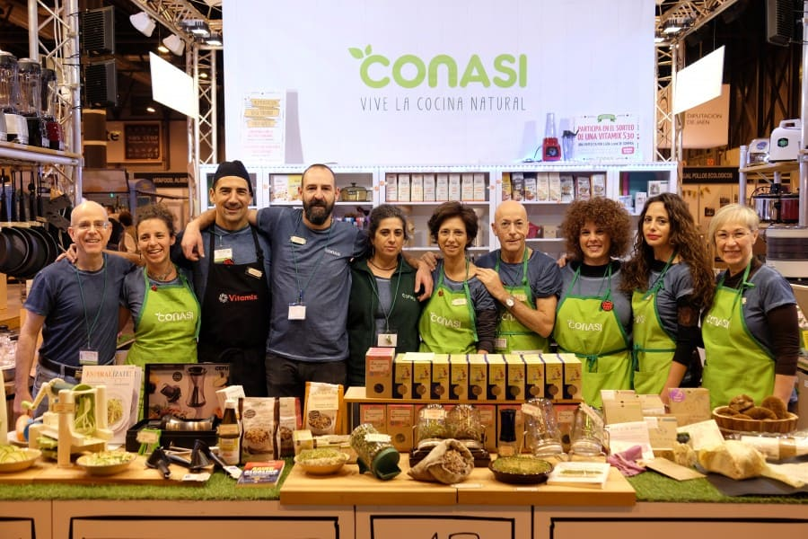 Conasi en Biocultura Madrid 2016