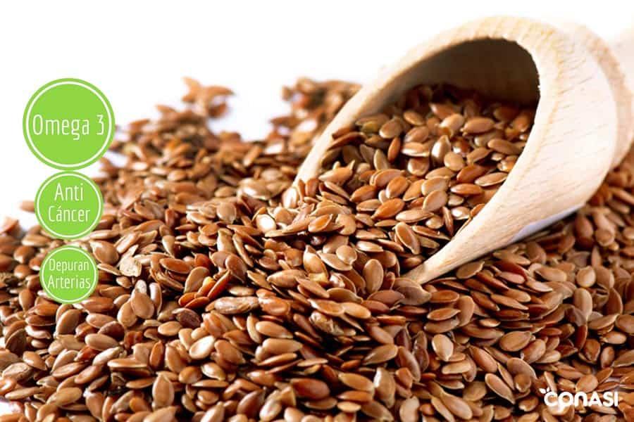semillas para la salud