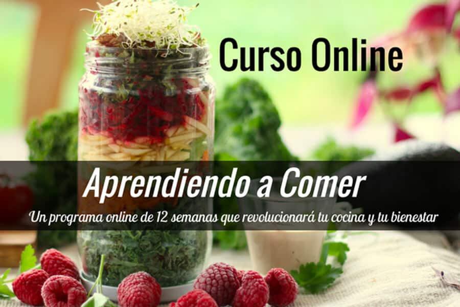 Chef Venu Sanz curso online