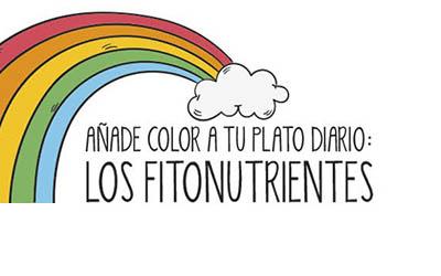 Dieta diaria con color
