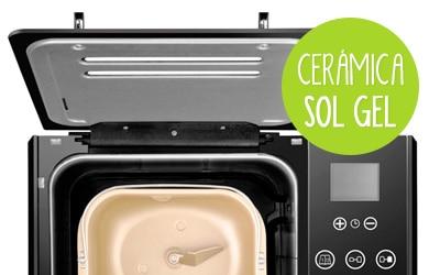 Ceramica Sol gel libre teflón