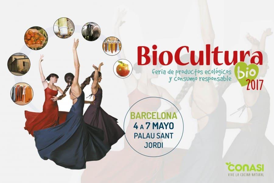 Feria de cocina ecológica