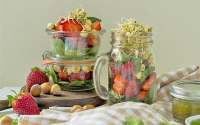 recetas saludables, ensaladas